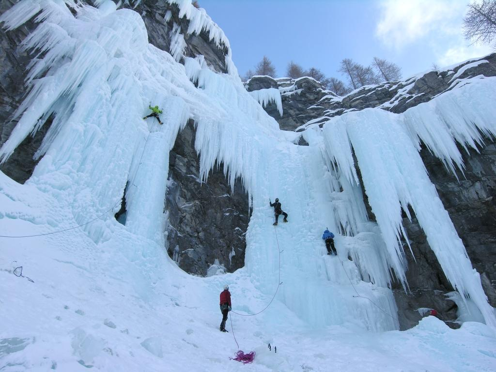 Rencontre glace val cenis