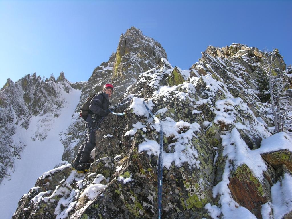 Grand cayre de la madone ar te de la fen tre alpinisme for Guide de la fenetre