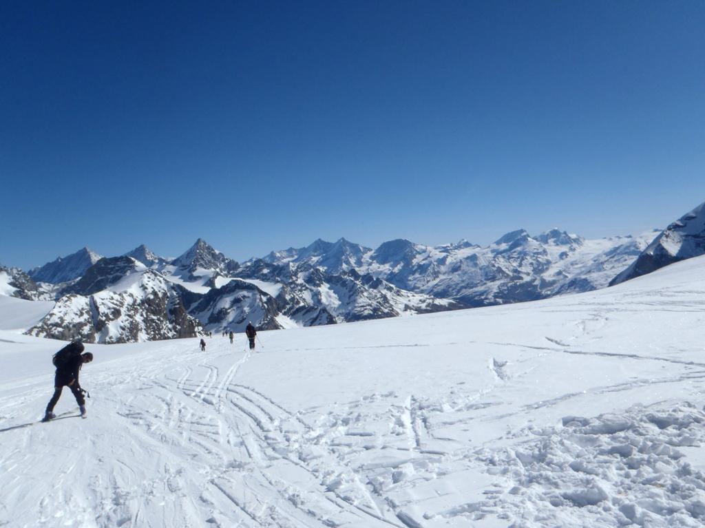 Haute route chamonix zermatt ski de randonn e guides for Haute route chamonix zermatt