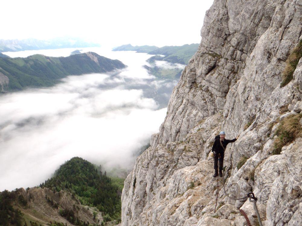 voie normale du mont aiguille et ar 234 tes du gerbier alpinisme guides 06 guides 06