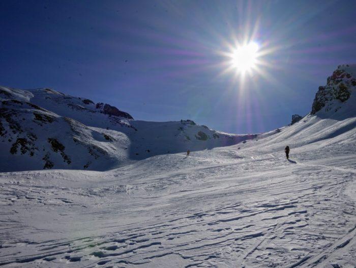 Ski de randonnée dans le Queyras 1