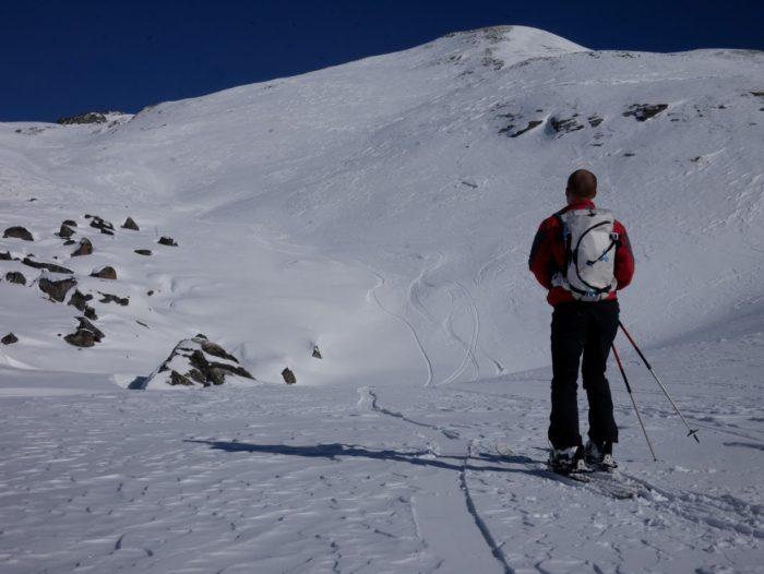 Ski de randonnée dans le Queyras 2