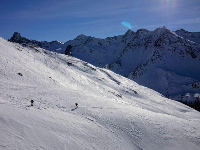 Ski de randonnée dans le Queyras 3