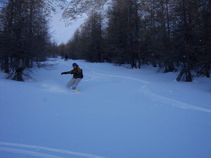 Ski de randonnée dans le Queyras 4