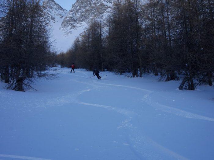 Ski de randonnée dans le Queyras 5