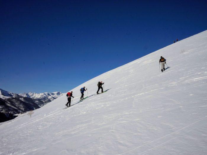 Ski de randonnée dans le Queyras 6