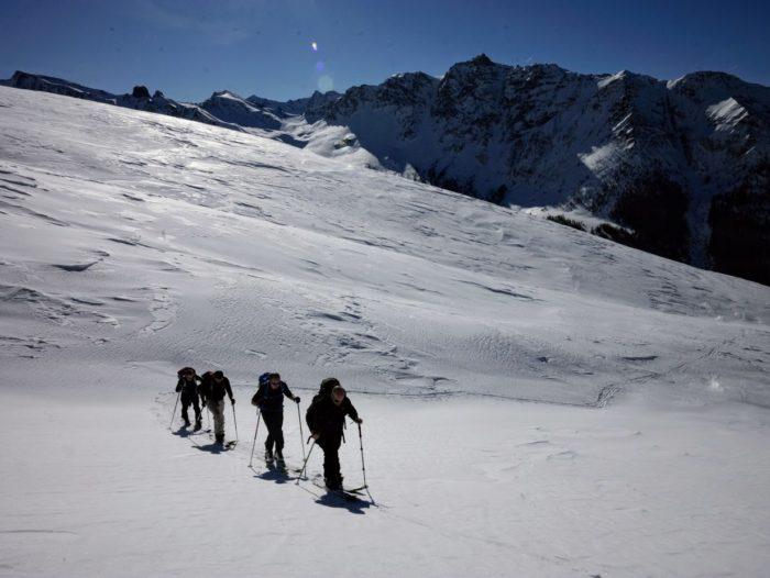 Ski de randonnée dans le Queyras 7
