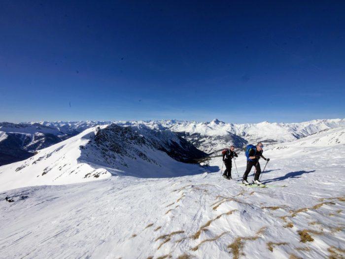Ski de randonnée dans le Queyras 8