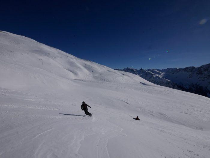 Ski de randonnée dans le Queyras 11