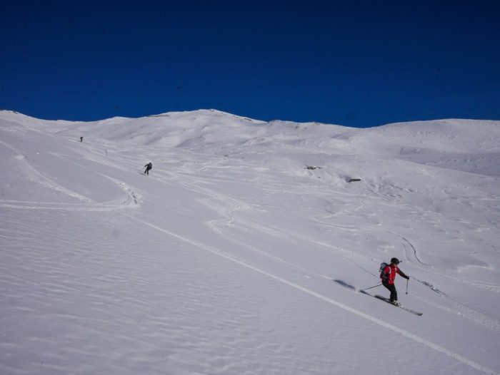 Ski de randonnée dans le Queyras 14