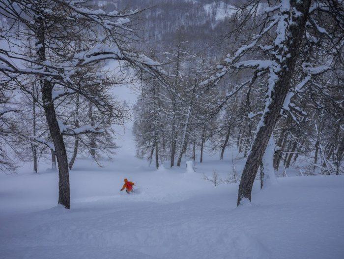 ski de randonnée dans le Mercantour 2