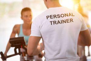 Préparation physique avec un coach sportif