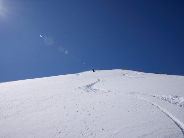 ski de randonnée en Val Maïra 4