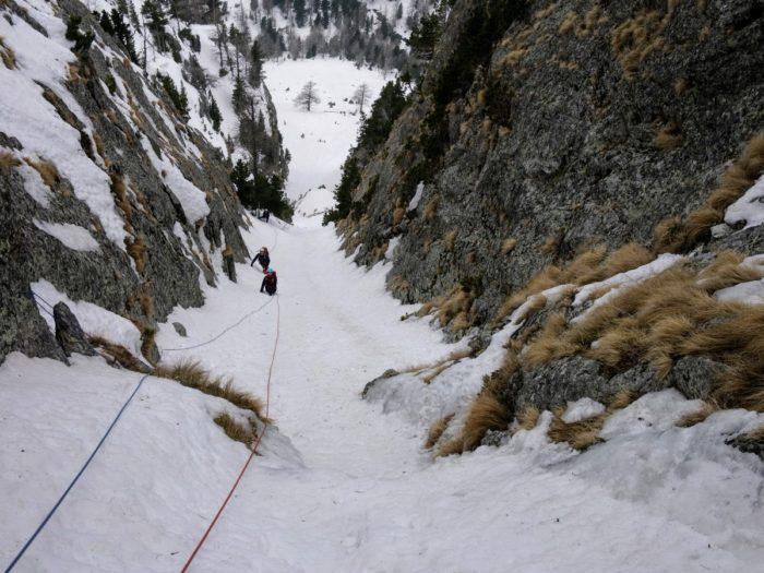Alpinisme en Vésubie 2