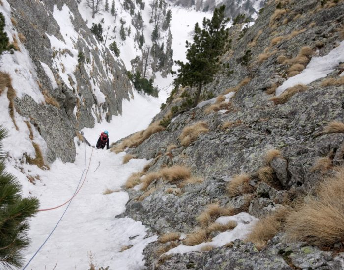 Alpinisme en Vésubie 4