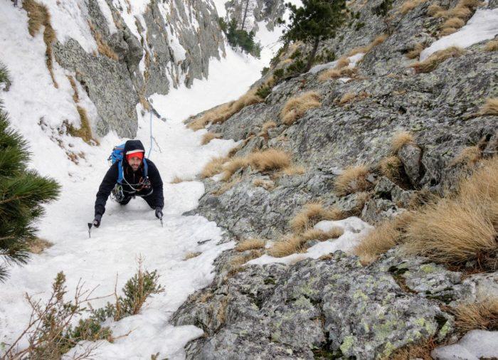 Alpinisme en Vésubie