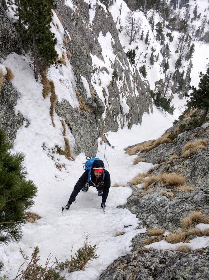 Alpinisme en Vésubie 5