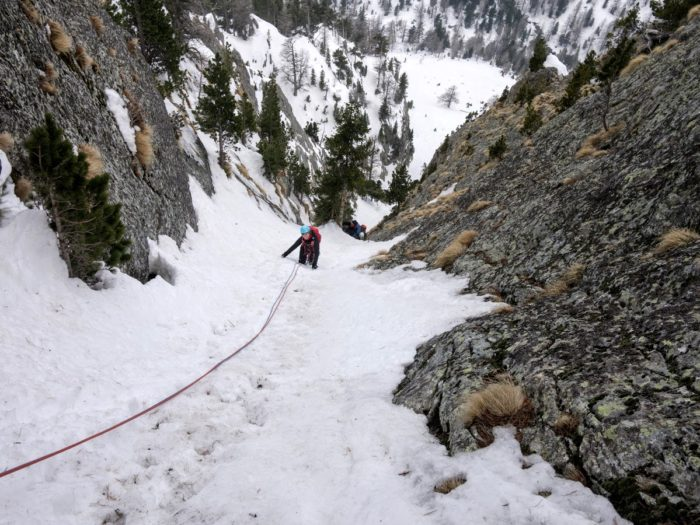 Alpinisme en Vésubie 6