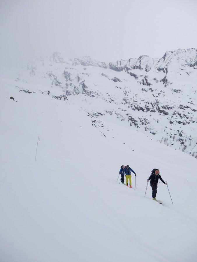 Grand Paradis en ski de randonnée 1