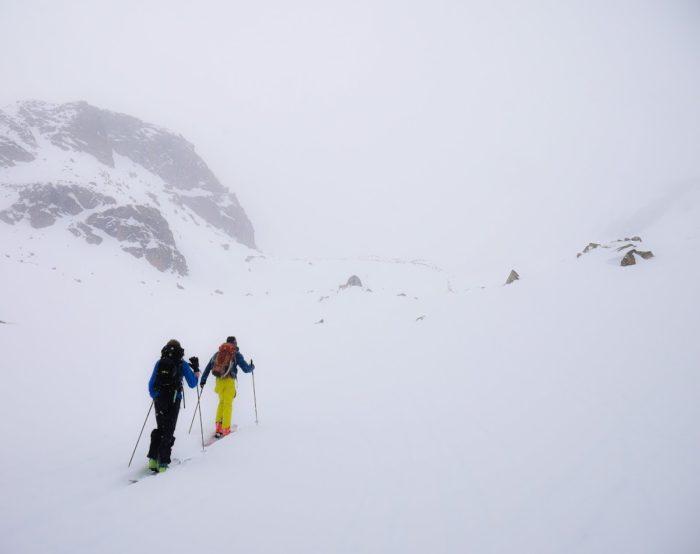 Grand Paradis en ski de randonnée 2