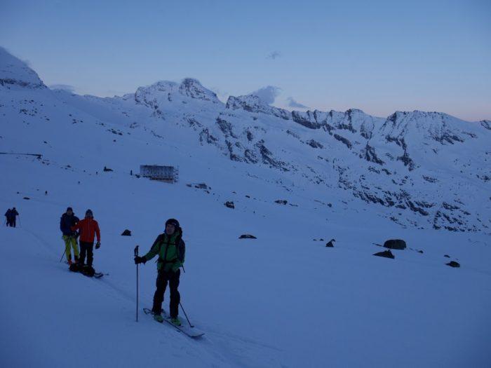 Grand Paradis en ski de randonnée 4