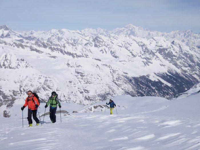 Grand Paradis en ski de randonnée 5
