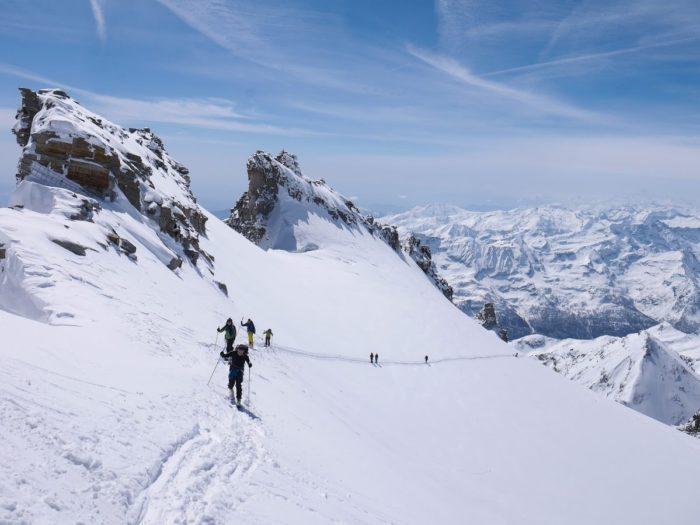 Grand Paradis en ski de randonnée 6