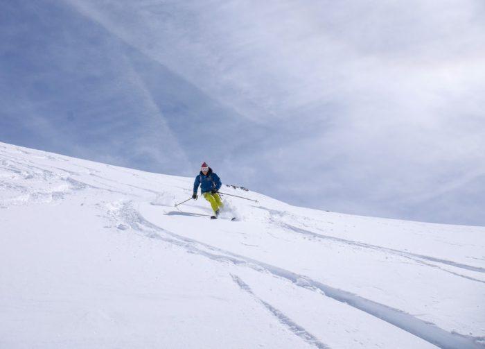 Ski de randonnée au Grand Paradis