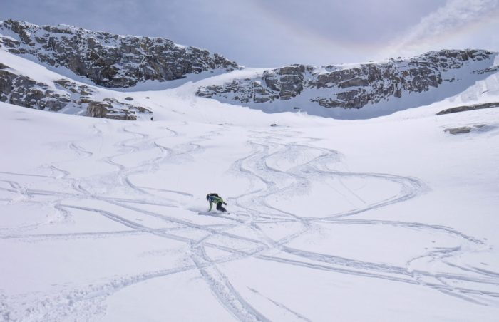 Grand Paradis en ski de randonnée