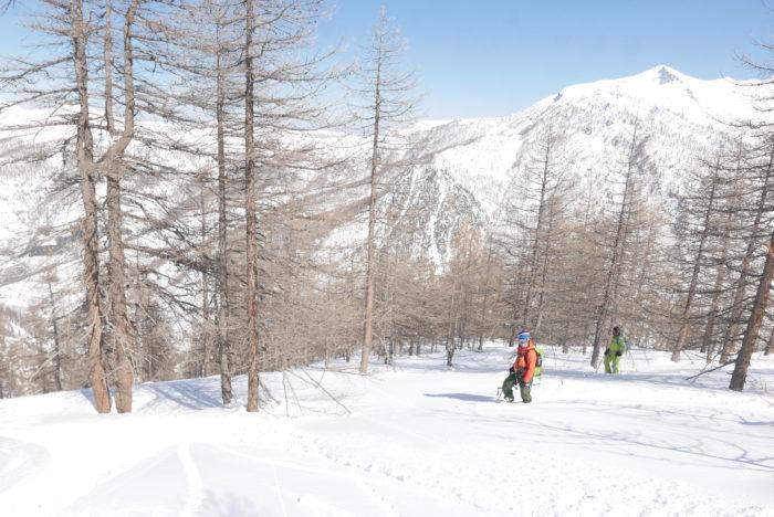 ski de randonnée en Val Maïra 5