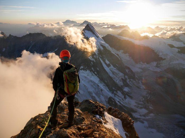 stage alpinisme estival