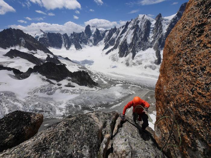 Stage Alpinisme granit
