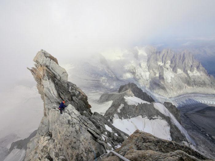 Stage Alpinisme Chamonix
